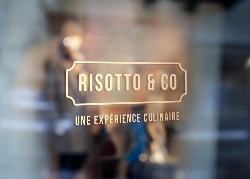 Logo Risotto & Co